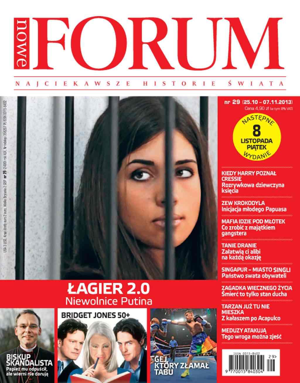 Forum nr 29/2013 - Ebook (Książka PDF) do pobrania w formacie PDF
