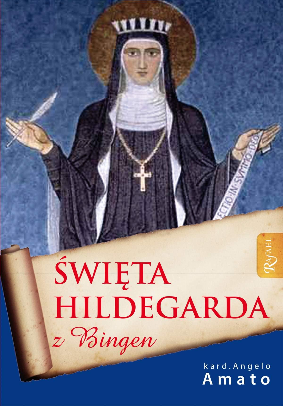 Święta Hildegarda z Bingen - Ebook (Książka na Kindle) do pobrania w formacie MOBI