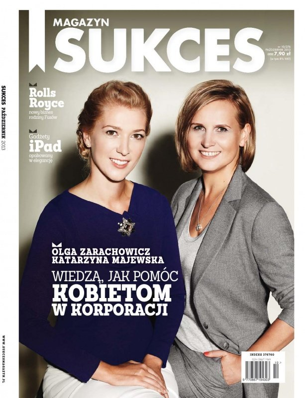 """Sukces"" nr 10/2013 - Ebook (Książka PDF) do pobrania w formacie PDF"