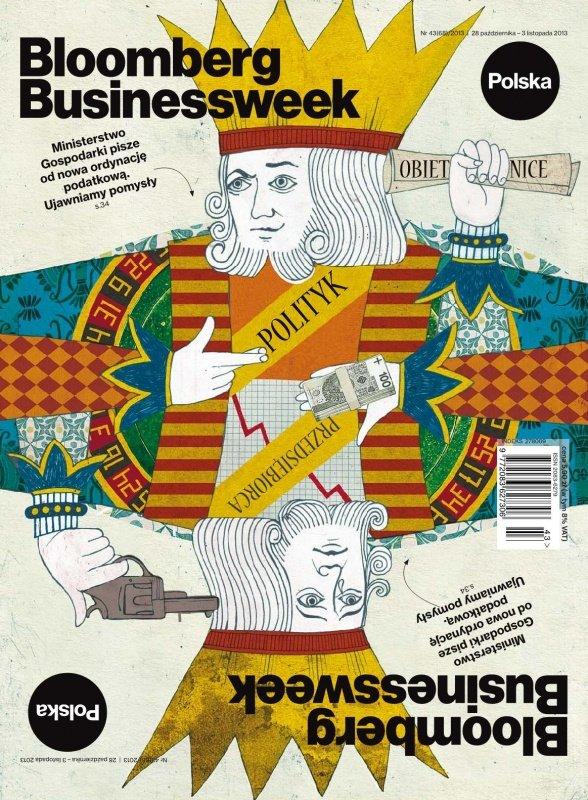 """""""Bloomberg Businessweek"""" wydanie nr 43/13 - Ebook (Książka PDF) do pobrania w formacie PDF"""