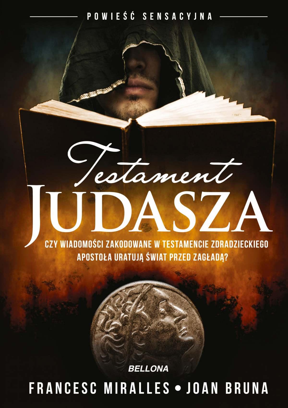 Testament Judasza - Ebook (Książka EPUB) do pobrania w formacie EPUB