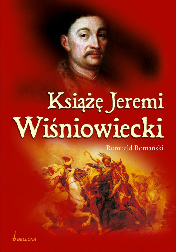 Książę Jeremi Wiśniowiecki - Ebook (Książka EPUB) do pobrania w formacie EPUB