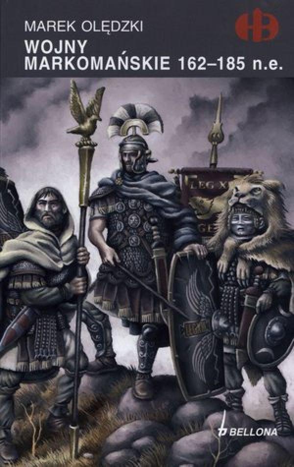 Wojny markomańskie 162-185 n.e. - Ebook (Książka na Kindle) do pobrania w formacie MOBI