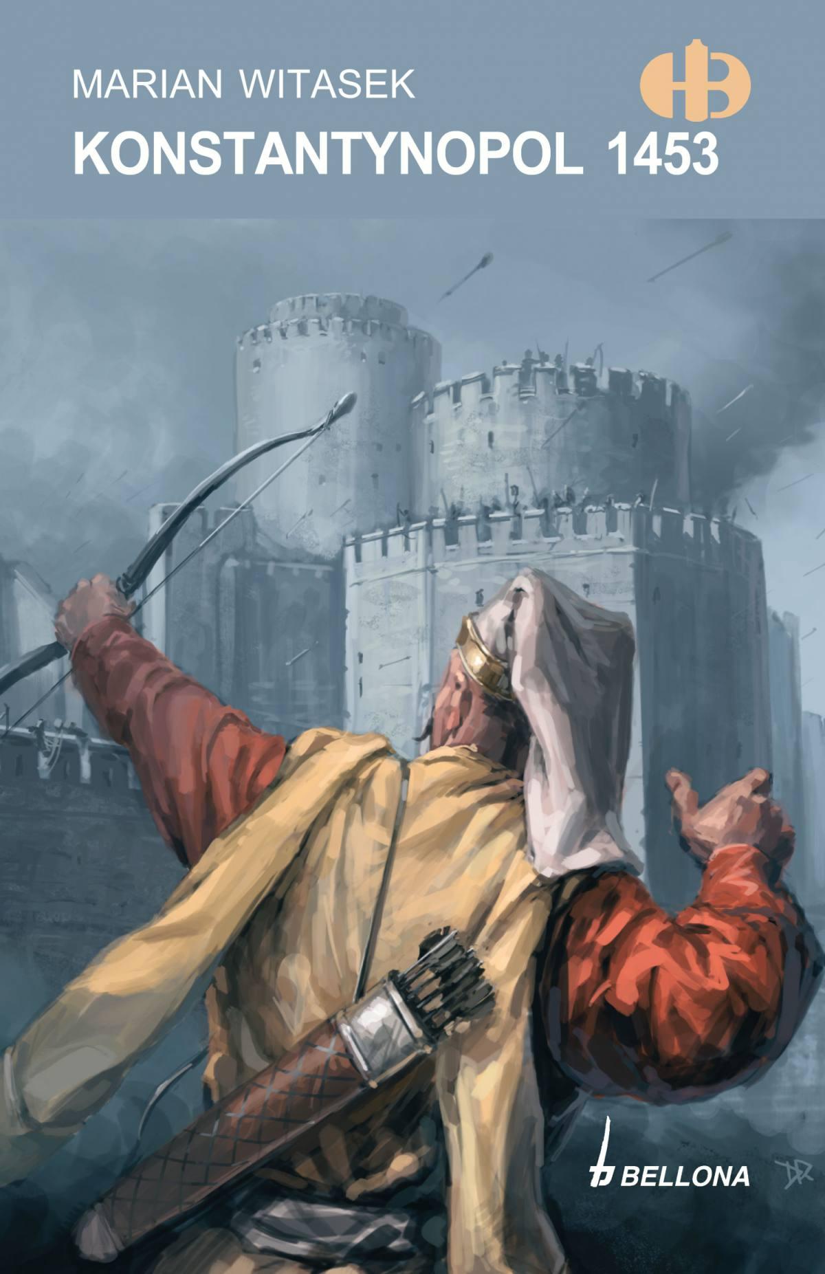 Konstantynopol 1453 - Ebook (Książka na Kindle) do pobrania w formacie MOBI