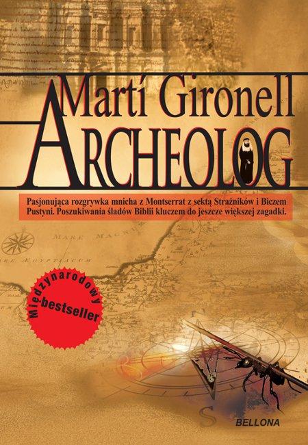 Archeolog - Ebook (Książka EPUB) do pobrania w formacie EPUB