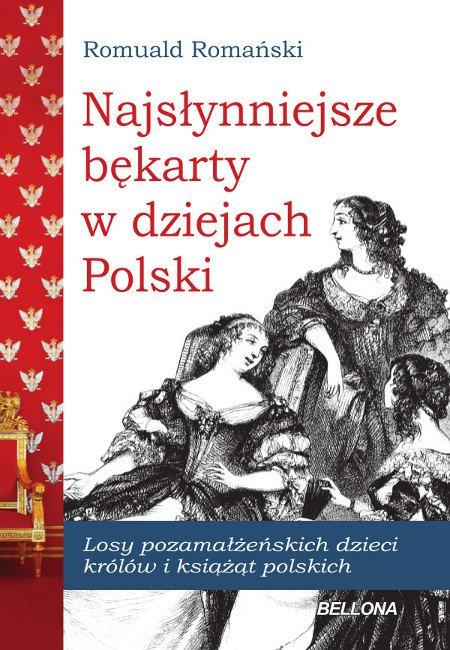 Najsłynniejsze Bękarty polskie - Ebook (Książka na Kindle) do pobrania w formacie MOBI
