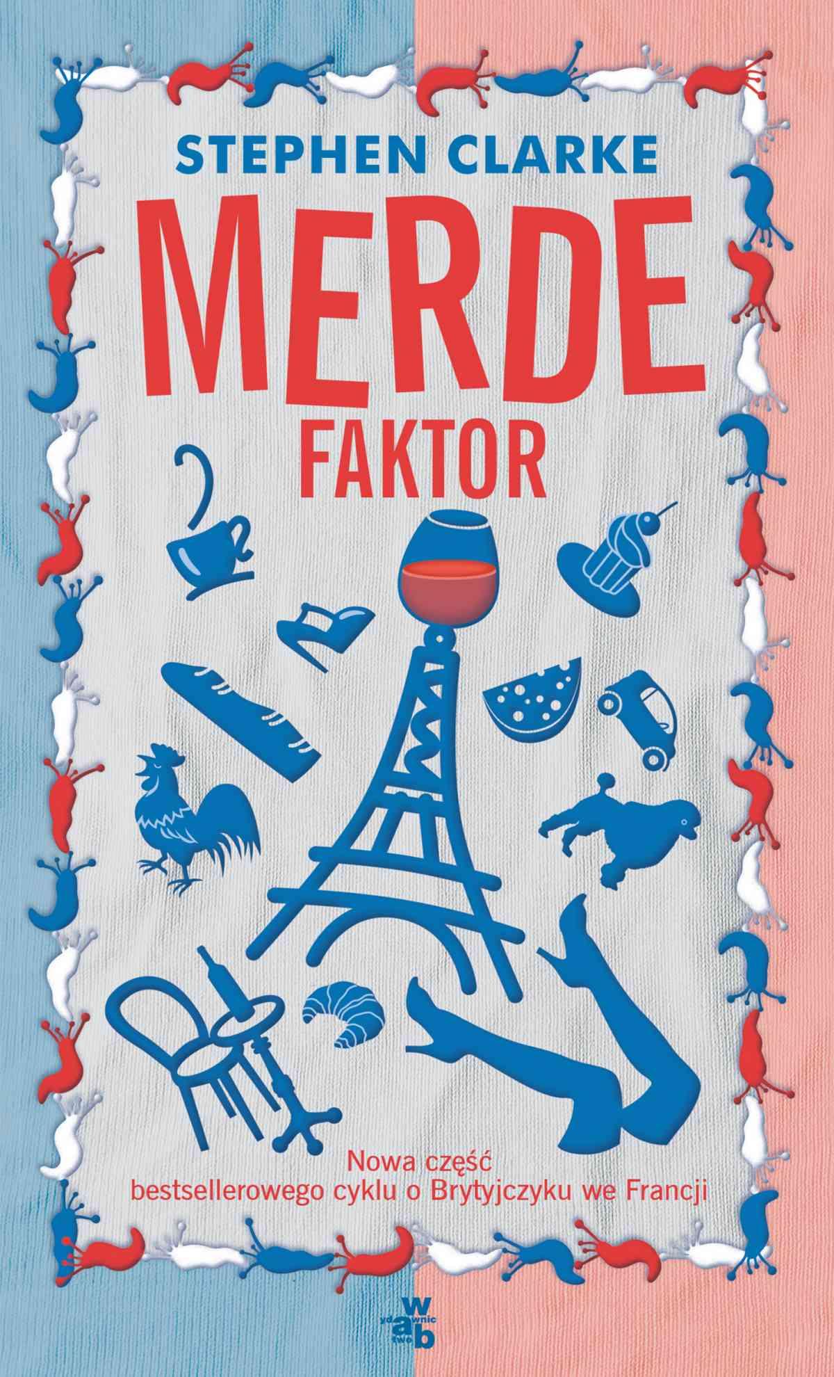 Merde faktor - Ebook (Książka na Kindle) do pobrania w formacie MOBI