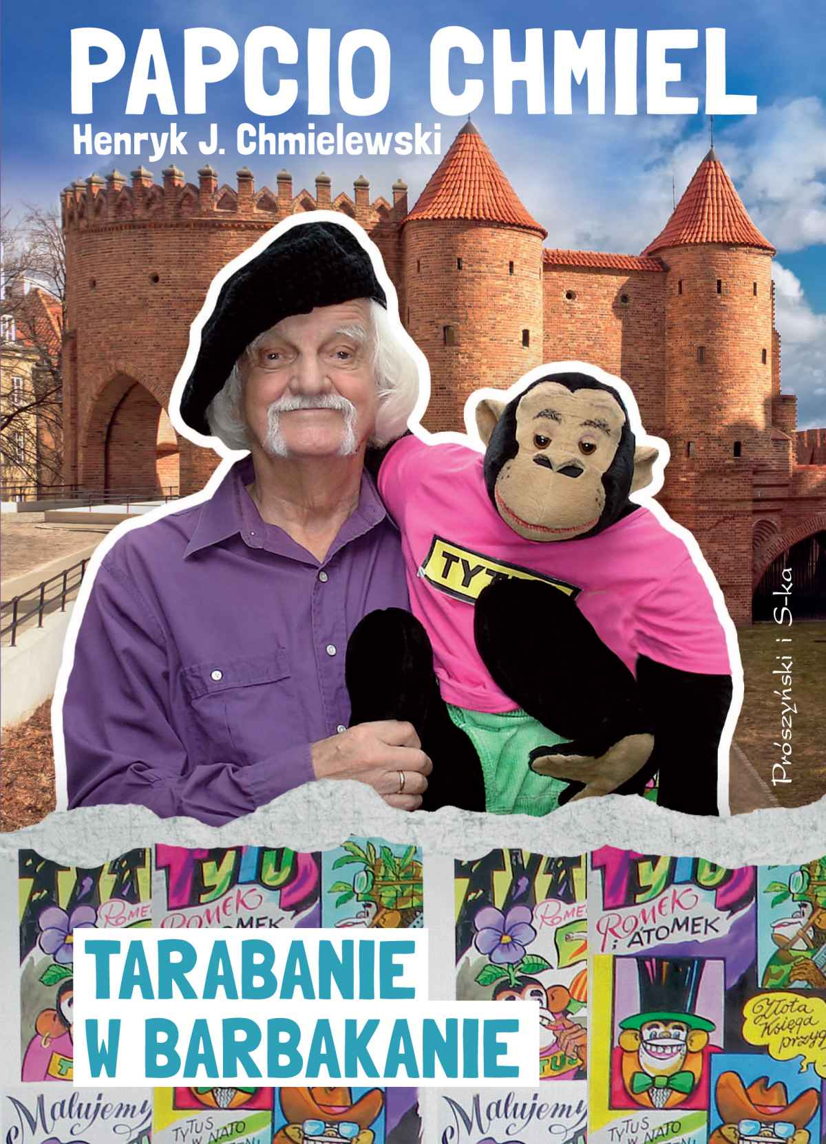 Tarabanie w Barbakanie - Ebook (Książka na Kindle) do pobrania w formacie MOBI