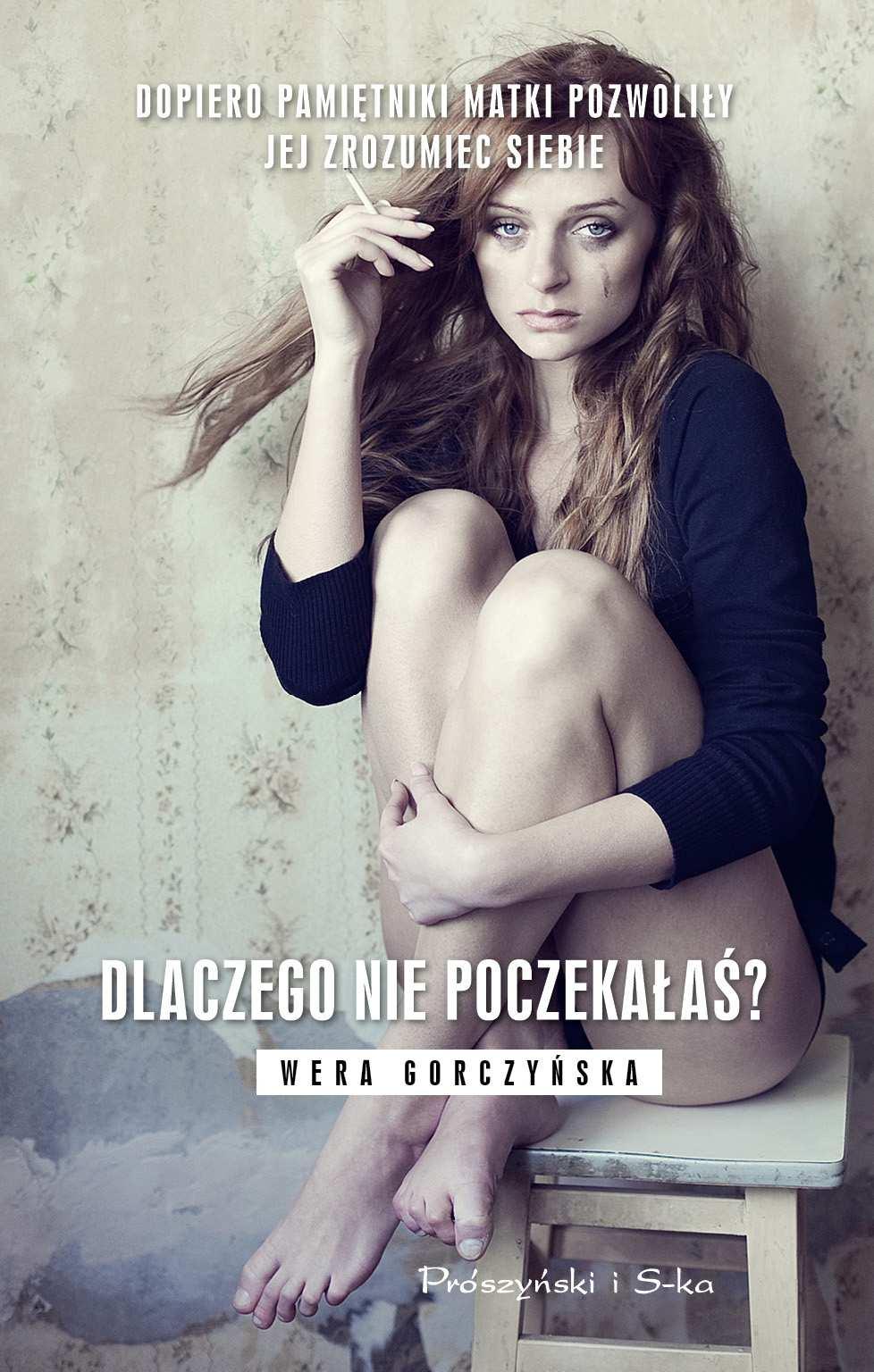 Dlaczego nie poczekałaś ? - Ebook (Książka na Kindle) do pobrania w formacie MOBI