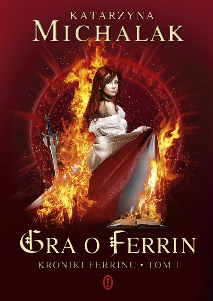 Gra o Ferrin - Ebook (Książka EPUB) do pobrania w formacie EPUB