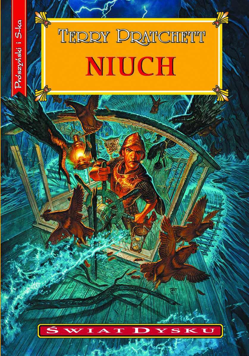 Niuch - Ebook (Książka EPUB) do pobrania w formacie EPUB