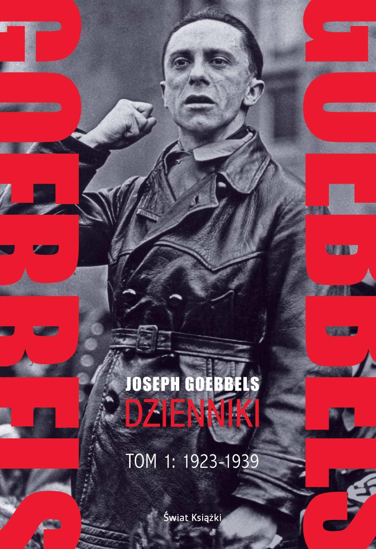 Dzienniki Goebbelsa - Ebook (Książka EPUB) do pobrania w formacie EPUB