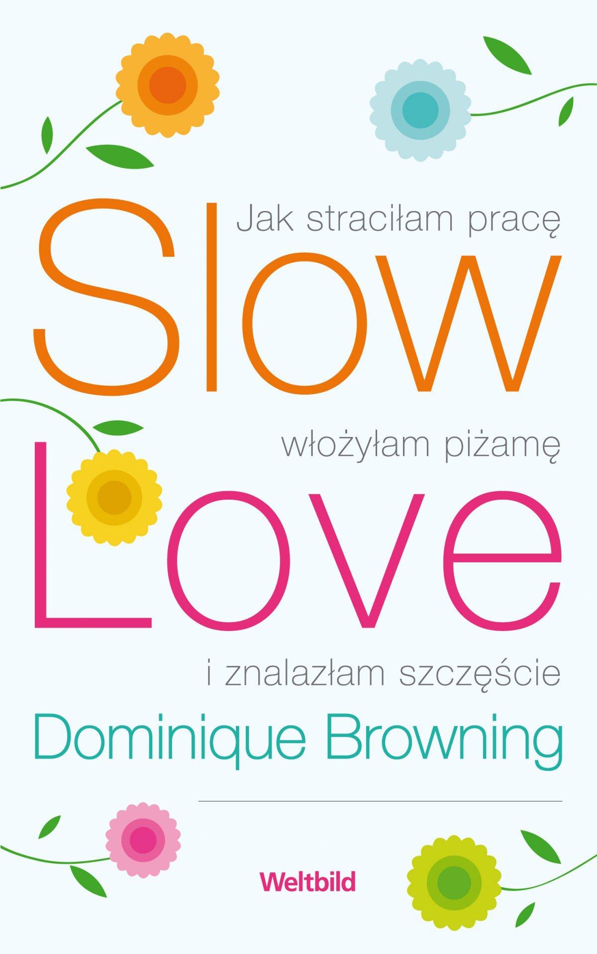 Slow Love - Ebook (Książka EPUB) do pobrania w formacie EPUB