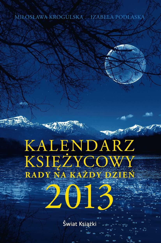Kalendarz księżycowy - Ebook (Książka na Kindle) do pobrania w formacie MOBI