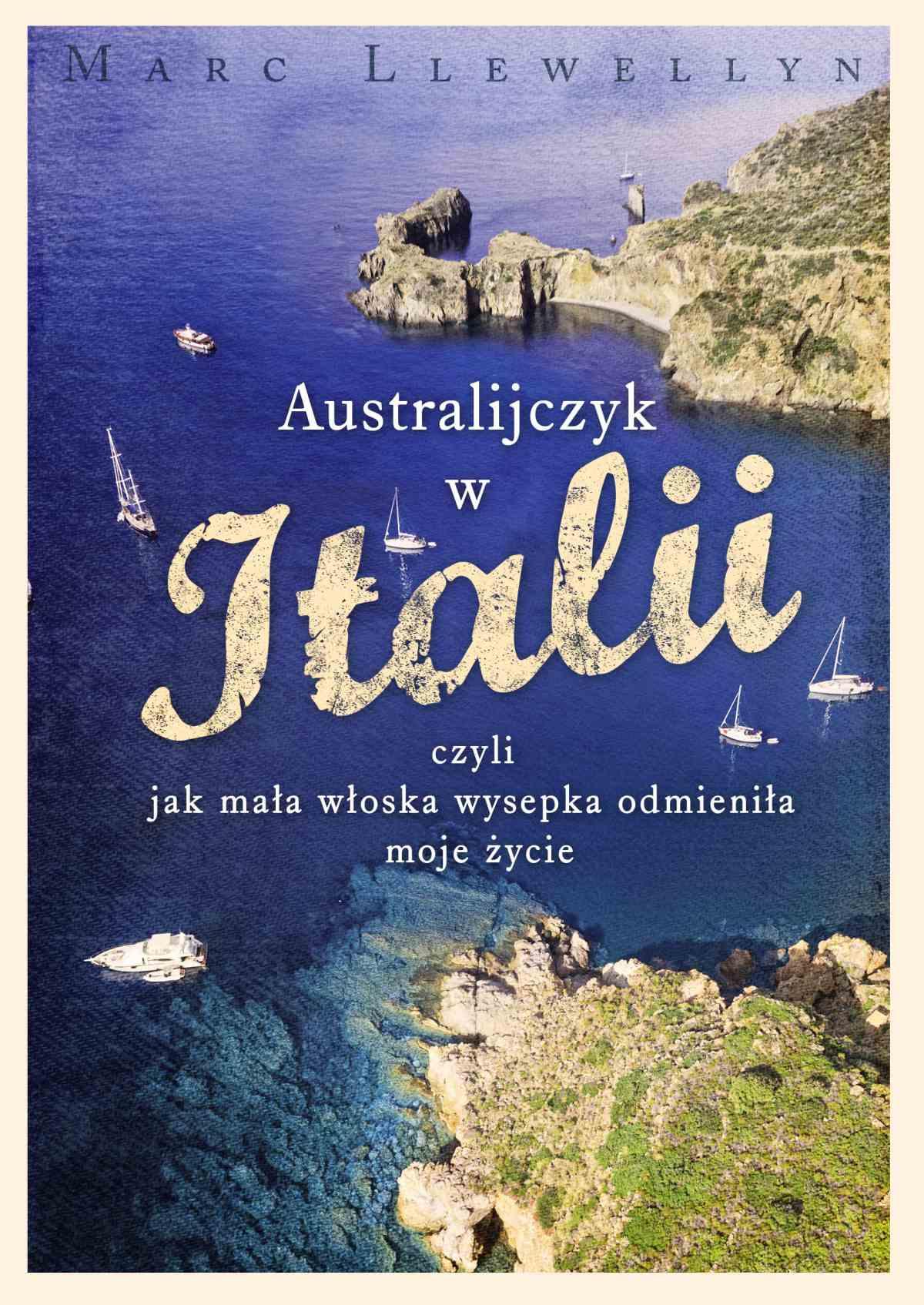Australijczyk w Italii - Ebook (Książka na Kindle) do pobrania w formacie MOBI