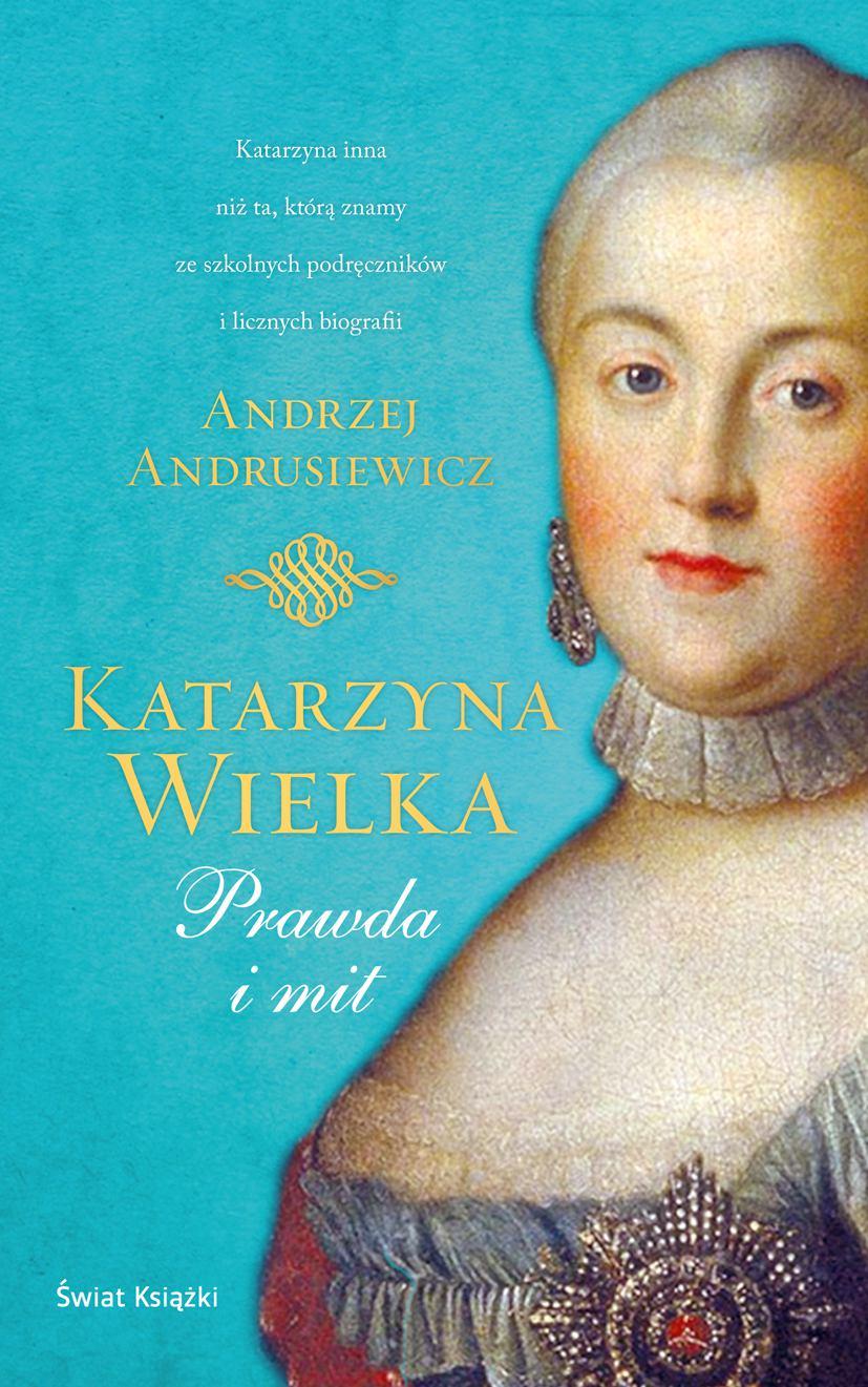 Katarzyna Wielka - Ebook (Książka EPUB) do pobrania w formacie EPUB