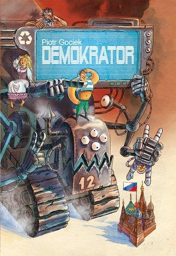 Demokrator - Ebook (Książka EPUB) do pobrania w formacie EPUB