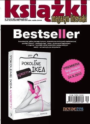 Magazyn Literacki KSIĄŻKI nr 10/2013 - Ebook (Książka PDF) do pobrania w formacie PDF