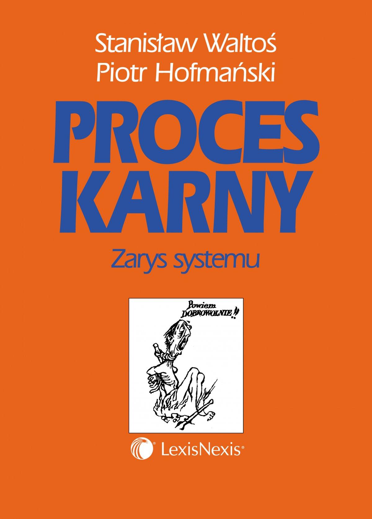 waltoś proces karny pdf chomikuj