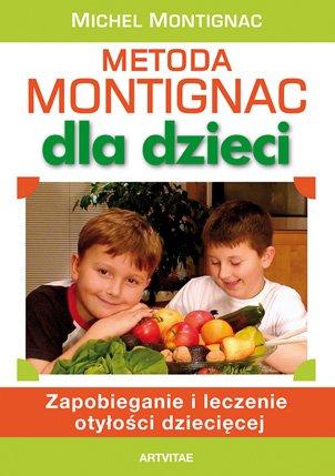 Metoda Montignac dla dzieci - Ebook (Książka EPUB) do pobrania w formacie EPUB