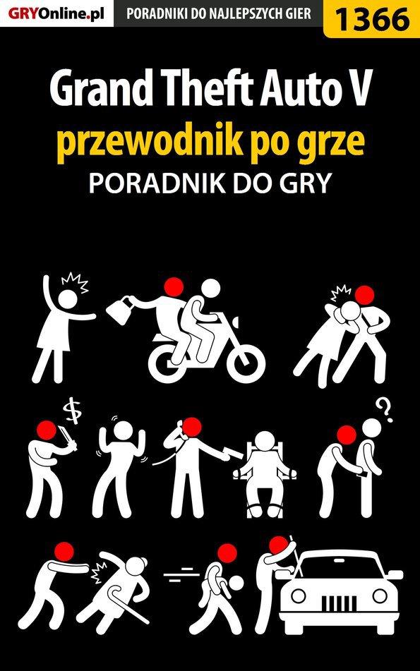 GTA V - przewodnik po grze - Ebook (Książka PDF) do pobrania w formacie PDF