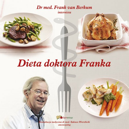 Dieta doktora Franka - Ebook (Książka EPUB) do pobrania w formacie EPUB