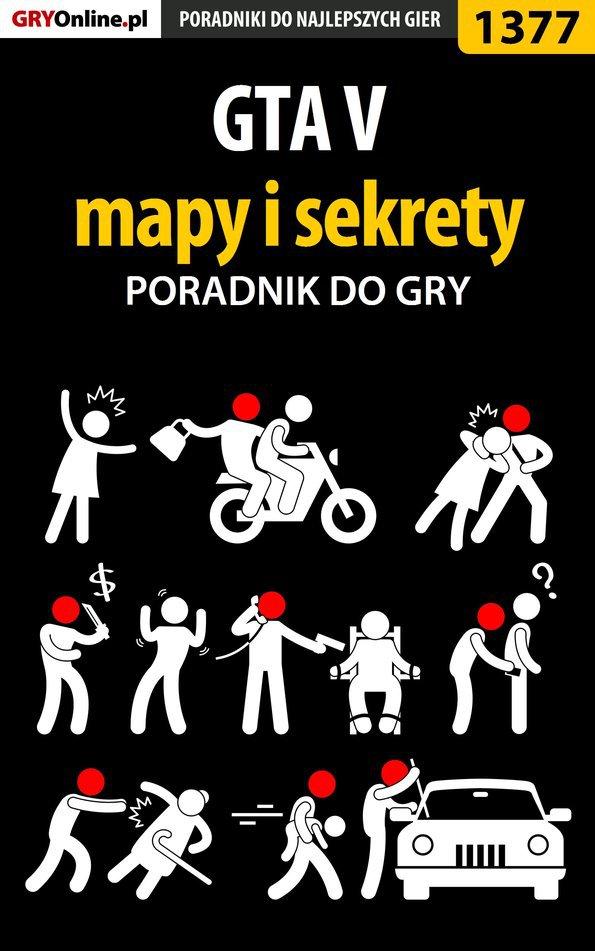 GTA V - mapy i sekrety - poradnik do gry - Ebook (Książka PDF) do pobrania w formacie PDF