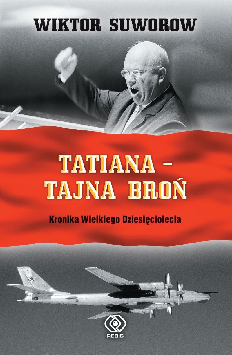 Tatiana. Tajna broń - Ebook (Książka na Kindle) do pobrania w formacie MOBI