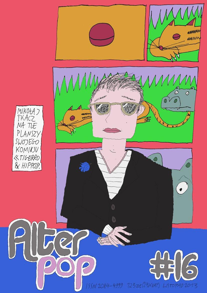 Alterpop - numer 16 - listopad 2013 - Ebook (Książka PDF) do pobrania w formacie PDF