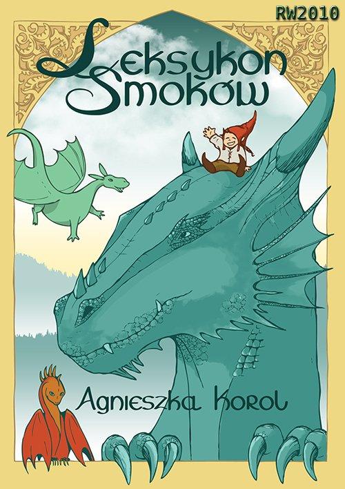 Leksykon smoków, czyli poradnik dla początkujących smokolubów - Ebook (Książka na Kindle) do pobrania w formacie MOBI