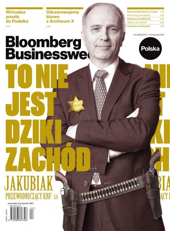 """""""Bloomberg Businessweek"""" wydanie nr 44/13 - Ebook (Książka PDF) do pobrania w formacie PDF"""