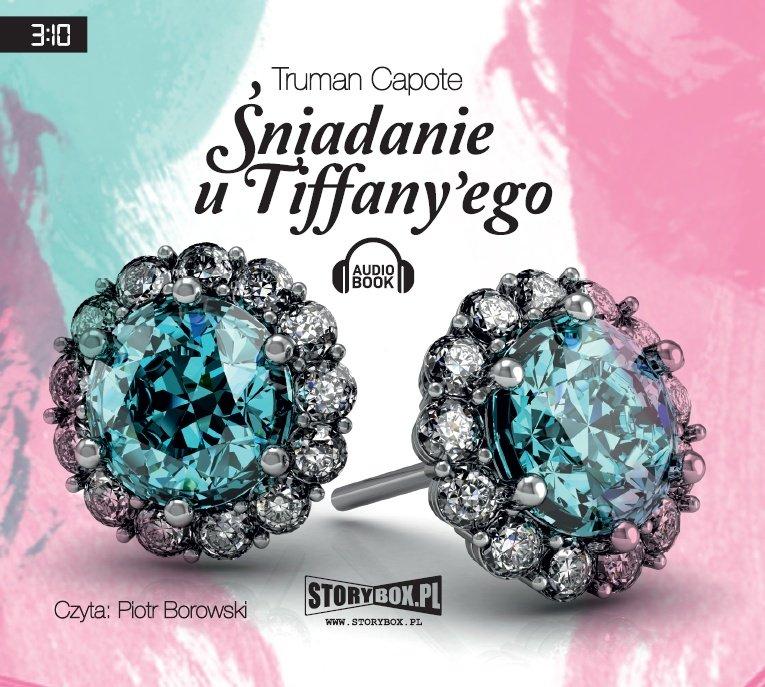 Śniadanie u Tiffany'ego - Audiobook (Książka audio MP3) do pobrania w całości w archiwum ZIP