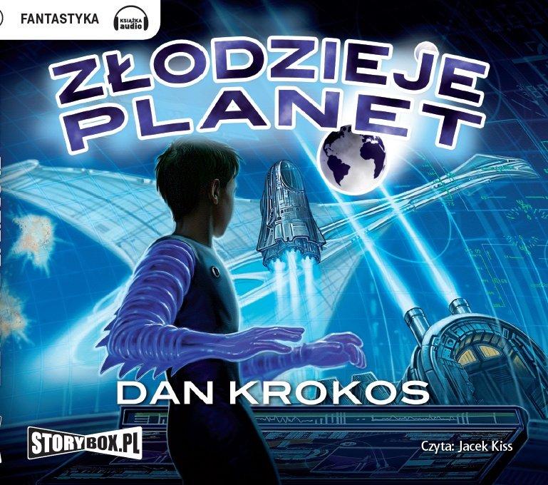 Złodzieje planet - Audiobook (Książka audio MP3) do pobrania w całości w archiwum ZIP