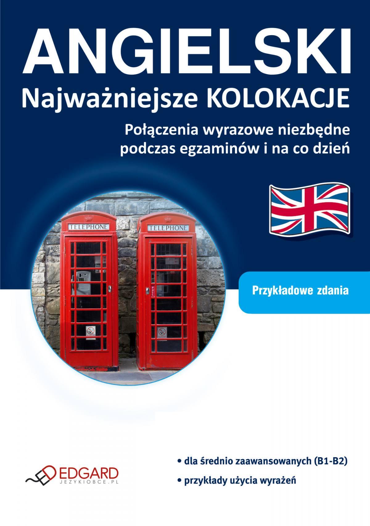 Angielski Najważniejsze kolokacje - Ebook (Książka EPUB) do pobrania w formacie EPUB