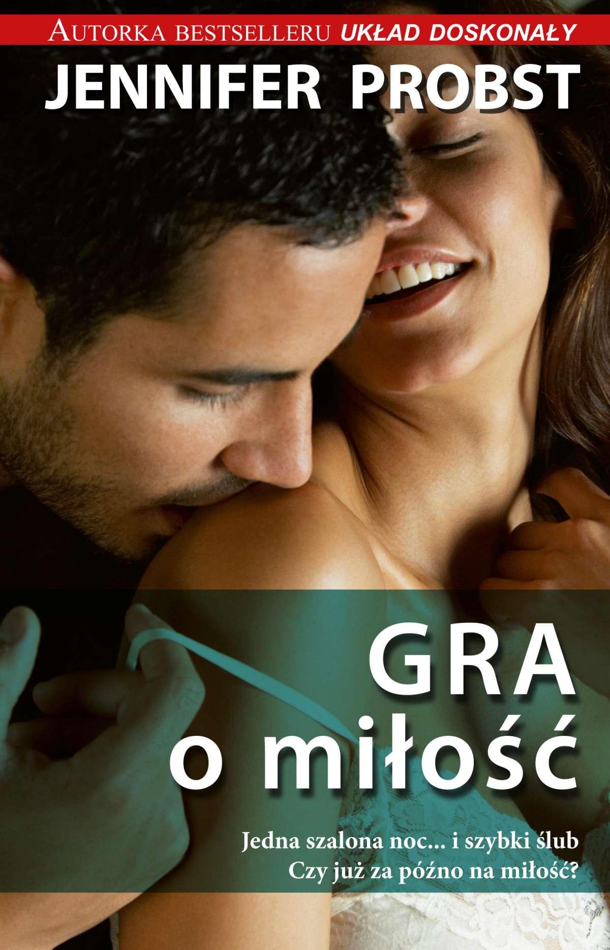 Gra o miłość - Ebook (Książka EPUB) do pobrania w formacie EPUB