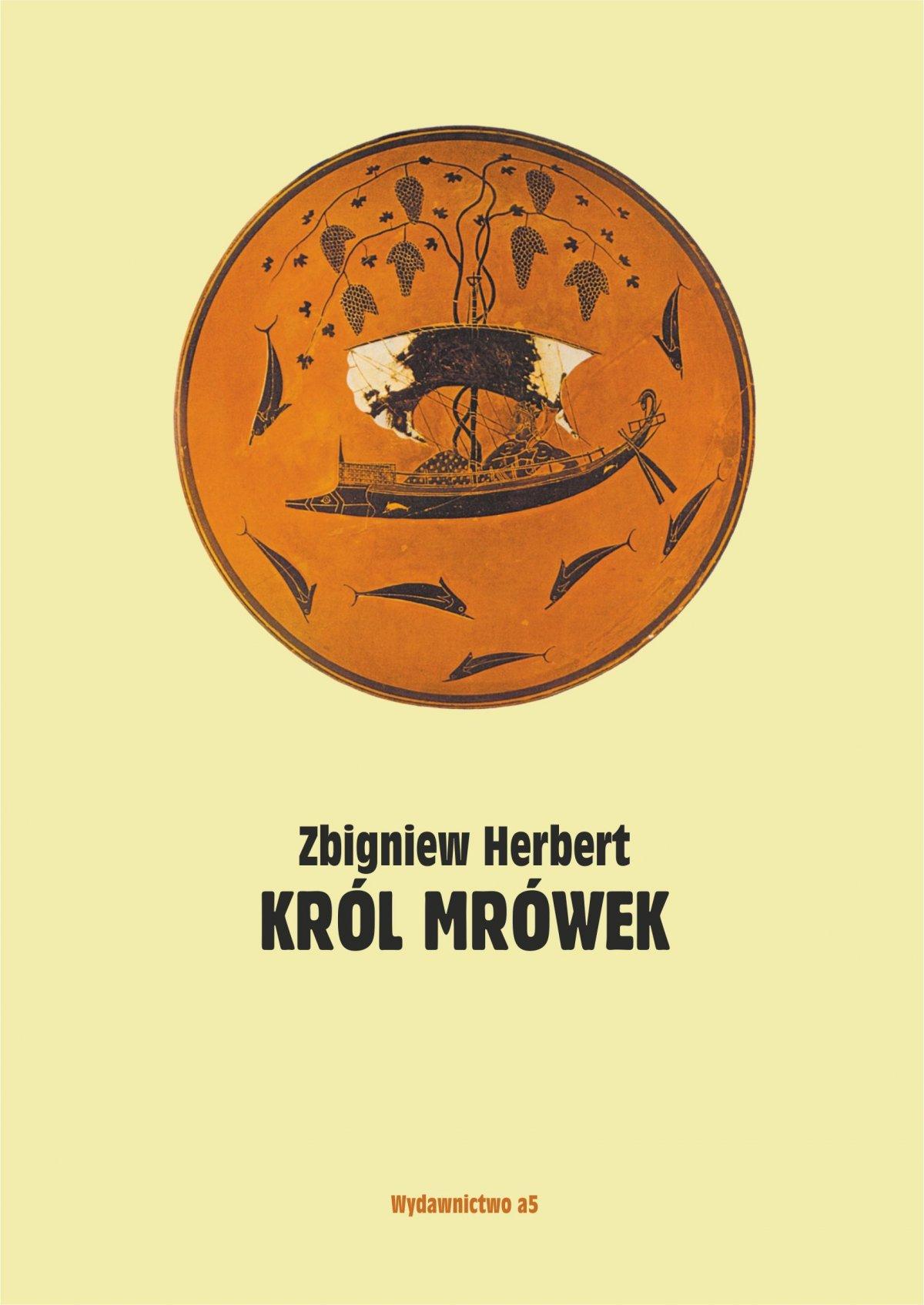 Król mrówek. Prywatna mitologia - Ebook (Książka EPUB) do pobrania w formacie EPUB