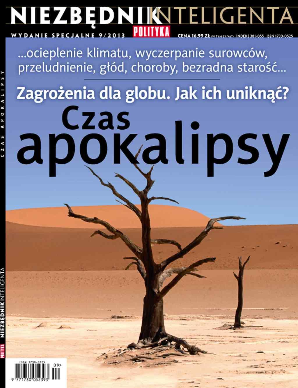 Niezbędnik inteligenta: Czas apokalipsy - Ebook (Książka PDF) do pobrania w formacie PDF
