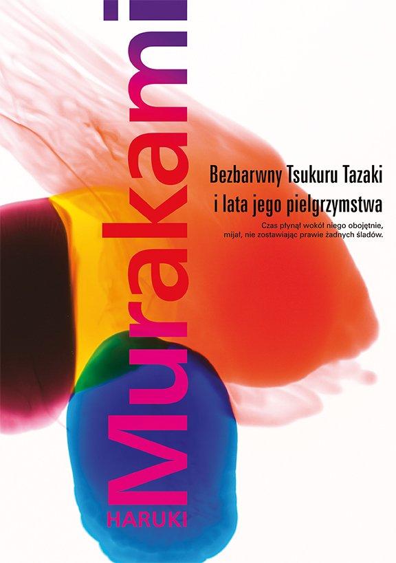 Bezbarwny Tsukuru Tazaki i lata jego pielgrzymstwa - Ebook (Książka na Kindle) do pobrania w formacie MOBI