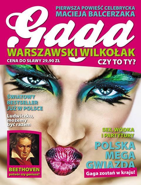 Gaga. Warszawski wilkołak - Ebook (Książka na Kindle) do pobrania w formacie MOBI