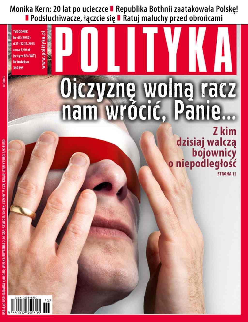 Polityka nr 45/2013 - Ebook (Książka PDF) do pobrania w formacie PDF