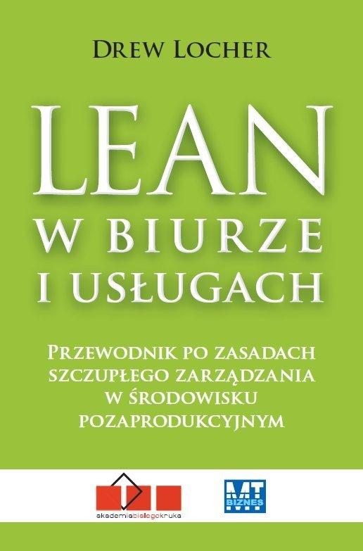 Lean w biurze i usługach - Ebook (Książka EPUB) do pobrania w formacie EPUB