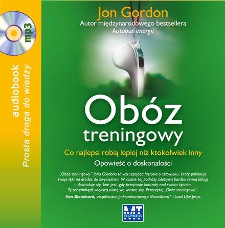 Obóz treningowy - Audiobook (Książka audio MP3) do pobrania w całości w archiwum ZIP