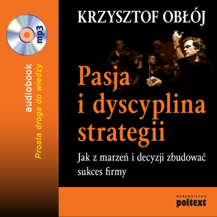Pasja i dyscyplina strategii - Audiobook (Książka audio MP3) do pobrania w całości w archiwum ZIP