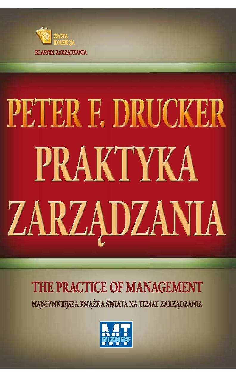 Praktyka zarządzania - Ebook (Książka EPUB) do pobrania w formacie EPUB