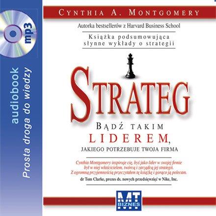 Strateg - Audiobook (Książka audio MP3) do pobrania w całości w archiwum ZIP