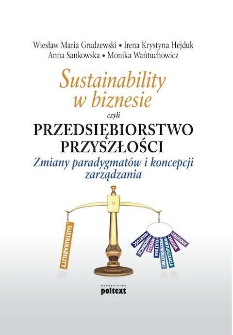 Sustainability w biznesie MK - Ebook (Książka EPUB) do pobrania w formacie EPUB