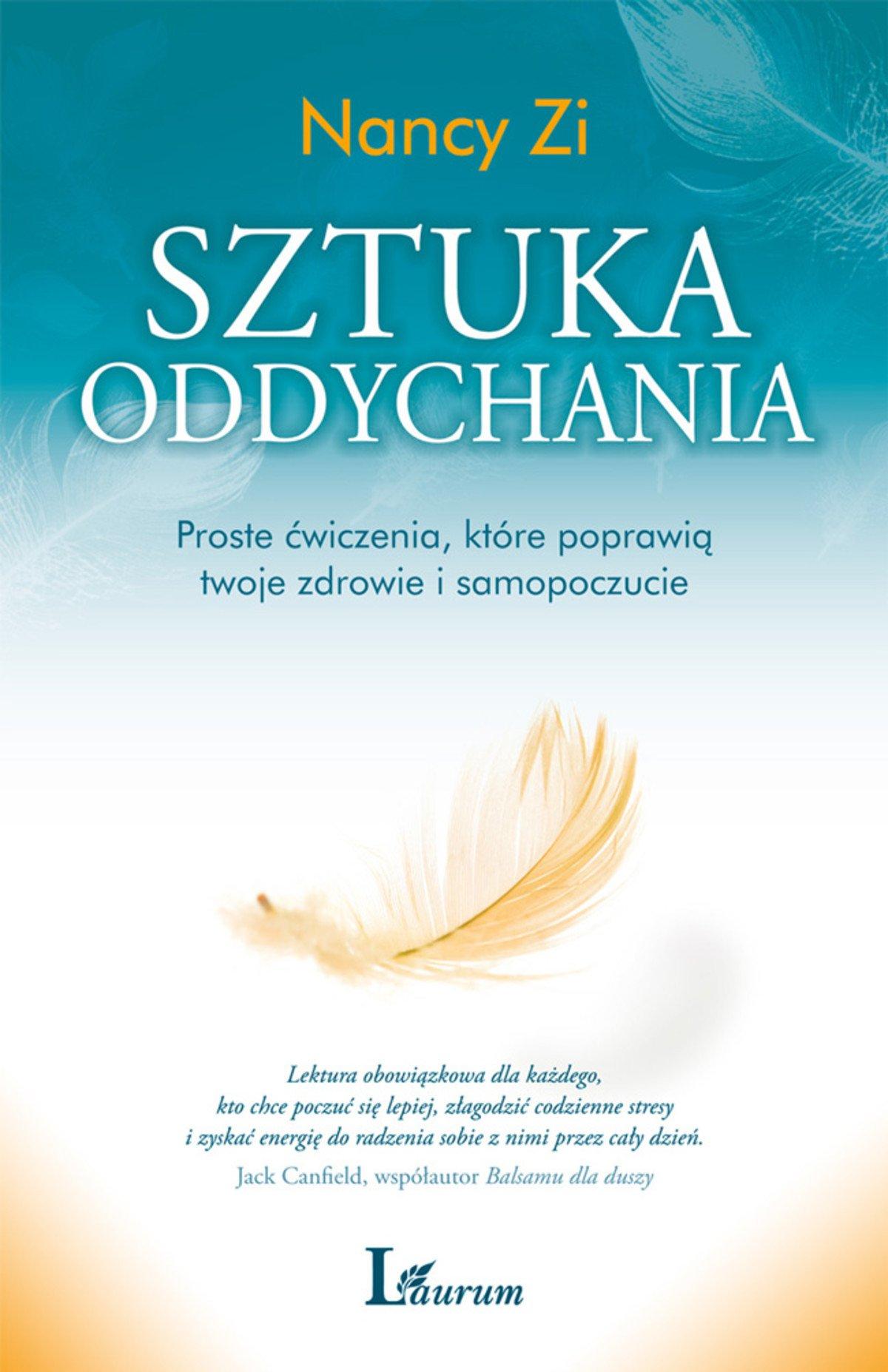 Sztuka oddychania - Ebook (Książka EPUB) do pobrania w formacie EPUB