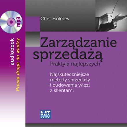 Zarządzanie sprzedażą - Audiobook (Książka audio MP3) do pobrania w całości w archiwum ZIP