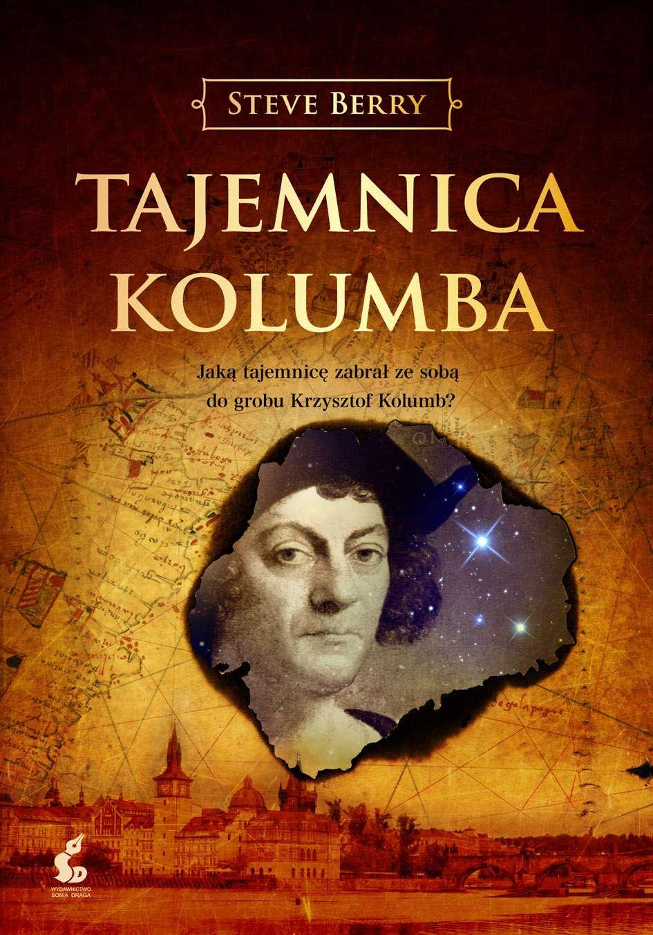 Tajemnica Kolumba - Audiobook (Książka audio MP3) do pobrania w całości w archiwum ZIP