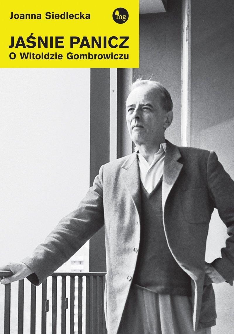 Jaśnie panicz. O Witoldzie Gombrowiczu - Ebook (Książka EPUB) do pobrania w formacie EPUB